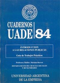 Cuadernos UADE 84